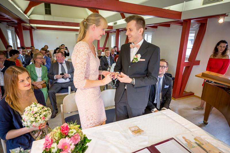 Eheschließung in Eschborn