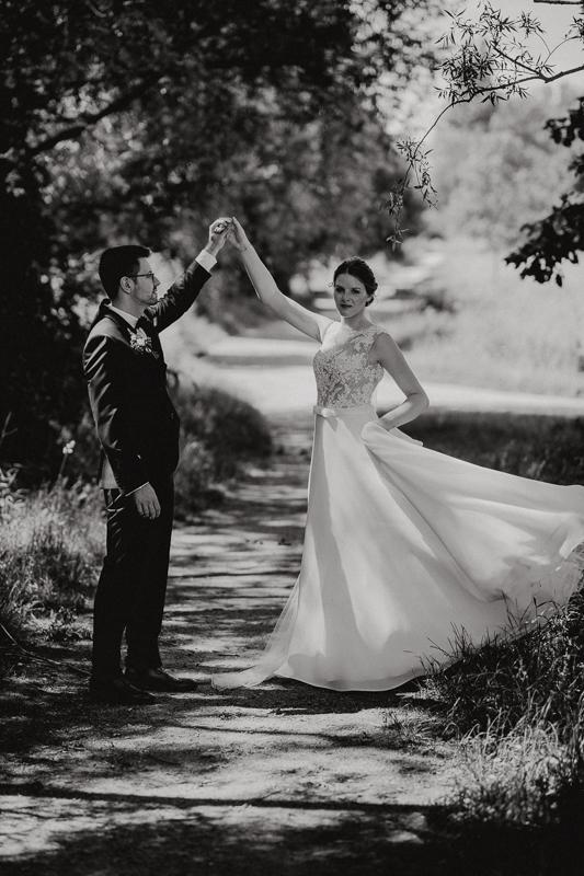 Brautpaarshoot an der Wiesenmühle