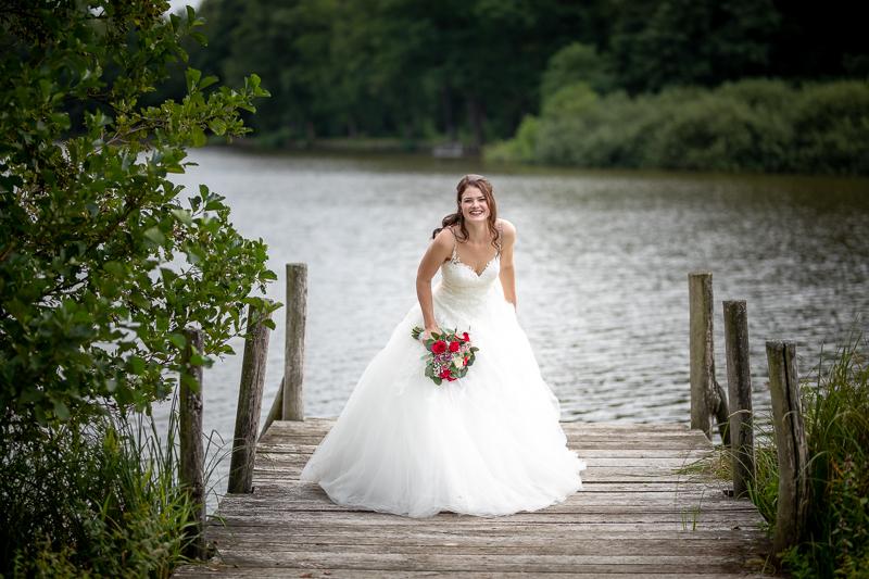 Brautpaarshoot auf dem Weiherhof