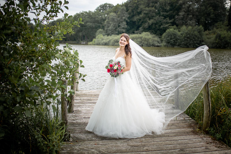 Hochzeit auf dem Weiherhof