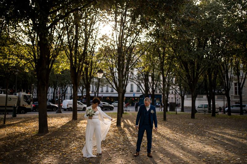 classy bridal Paris