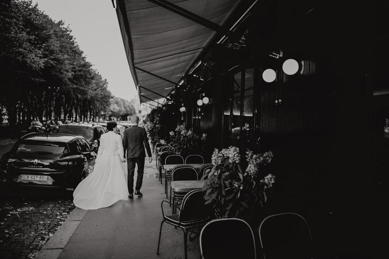 couple shoot in Paris